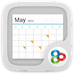 GO Calendar Widget Icon
