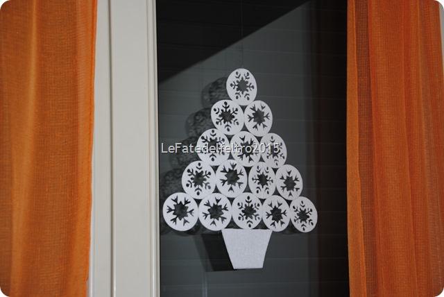 albero natale fate del feltro (3)