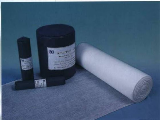 Ht-0517 100% Bleached Cotton Medical Absorbent Gauze Roll