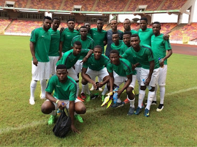 Home Base Stars Out Of Super Eagles DR Congo, Cameroon Friendlies