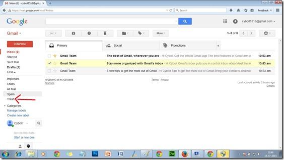 gmail-trash
