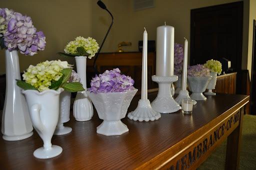 country wedding centerpieces wedding color schemes