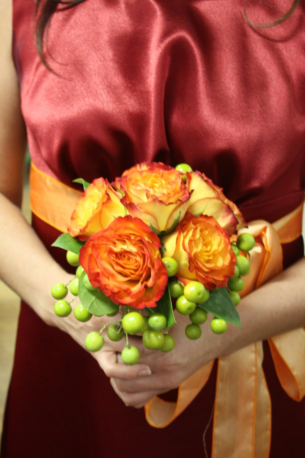 Maid of Honor Bouquet with