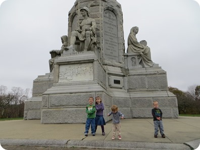 Monument to the Fore Fathers