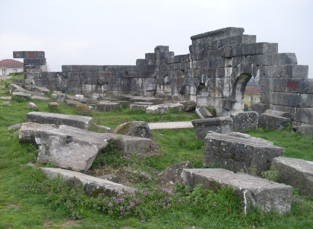 Near East: Graeco-Roman city of Prusias ad Hypium to become an 'archaeopark'
