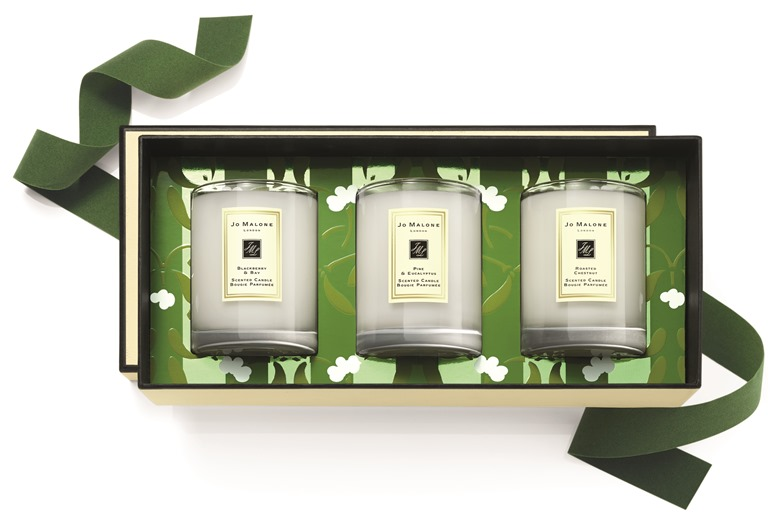 JML Christmas Travel Candle Collection