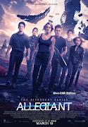 The Divergent Series: Allegiant (HDTS)