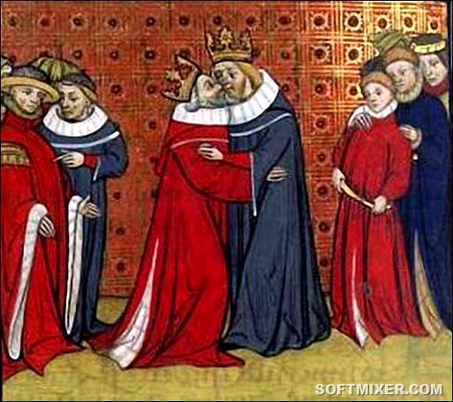 Оргия в средневековье онлайн смотреть