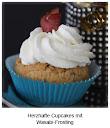 Herzhafte Cupcakes mit Wasabi-Frosting