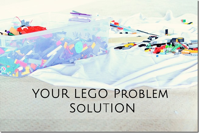 Your Lego Problem Solution