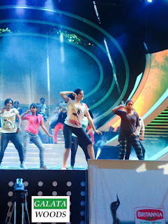 Filmfare Awards 2015 images | Taapsee Dance Performances On Big Stage