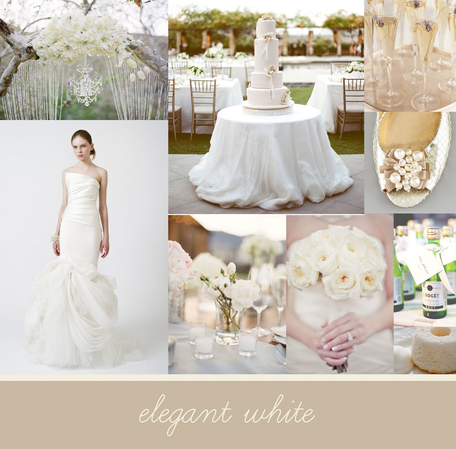 flower wedding aisle white