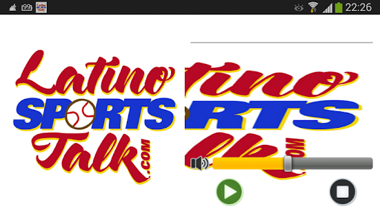 Latino Sports Talk Radio - screenshot