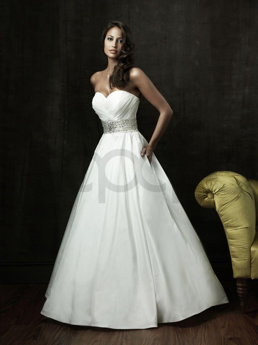 Ball Gown Taffeta Ruched