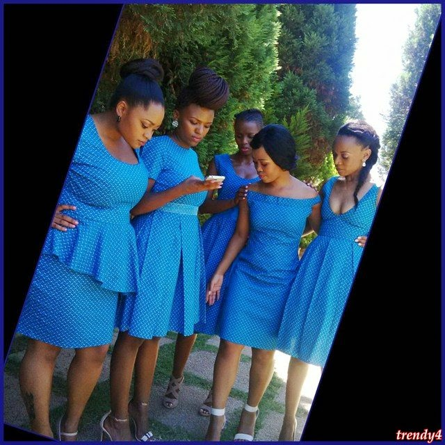 Thread: beautiful shweshwe outfits for 2015