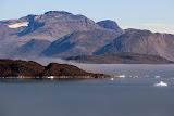 Greenlandic Coastline -- Scenic Greenland