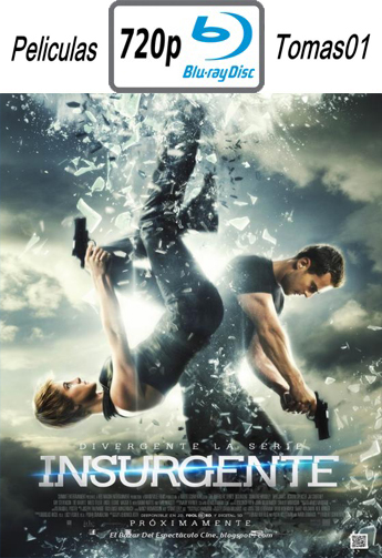 Insurgente (2015) [BDRip m720p/Dual Castellano-ingles]
