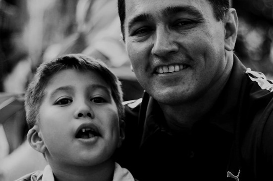 Daryll Father & Son