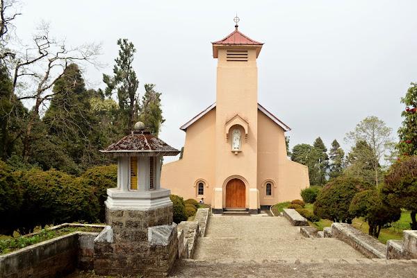 школа святого павла дарджилинг церковь