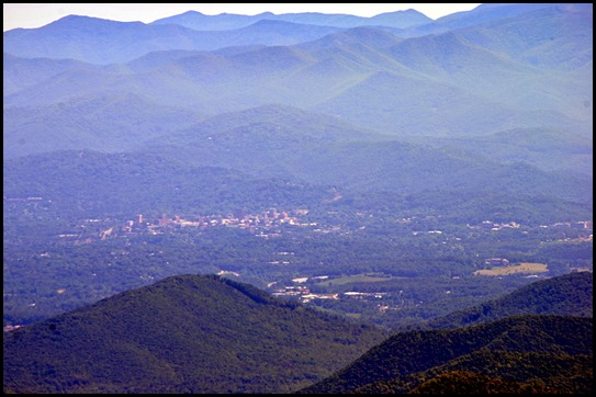 04e4b - Mt. Pisgah Summit View - Asheville