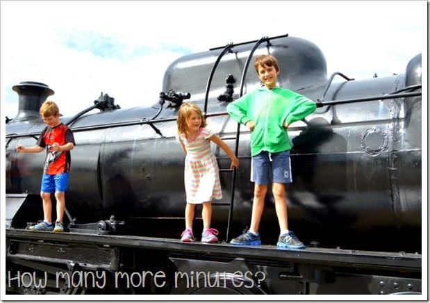 How Many More Minutes? ~ Margate, Tasmania