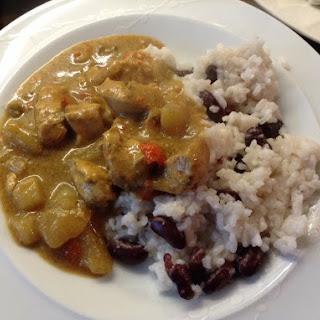 West Indian Curry Chicken Recipes
