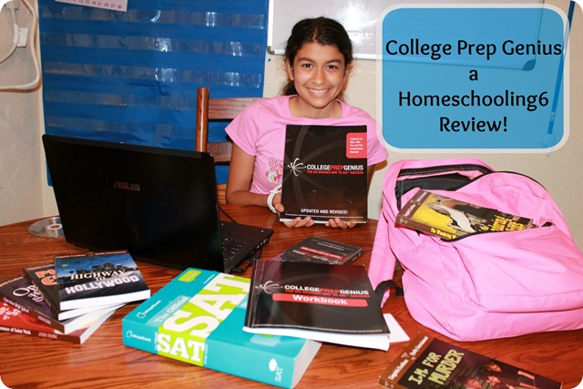 College Prep Genius a Homeschooling6 Review