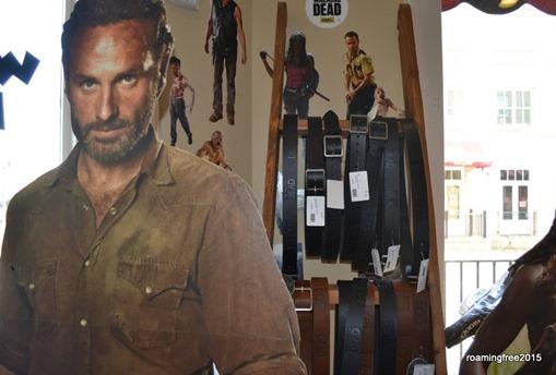 Walking Dead Store