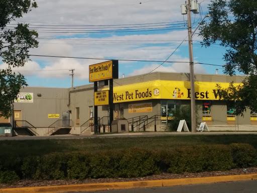 Best West Pet Foods Inc, 1150 St James St, Winnipeg, MB R3H 0K7, Canada, Pet Supply Store, state Manitoba