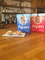 Alpen breakfast muffins recipe