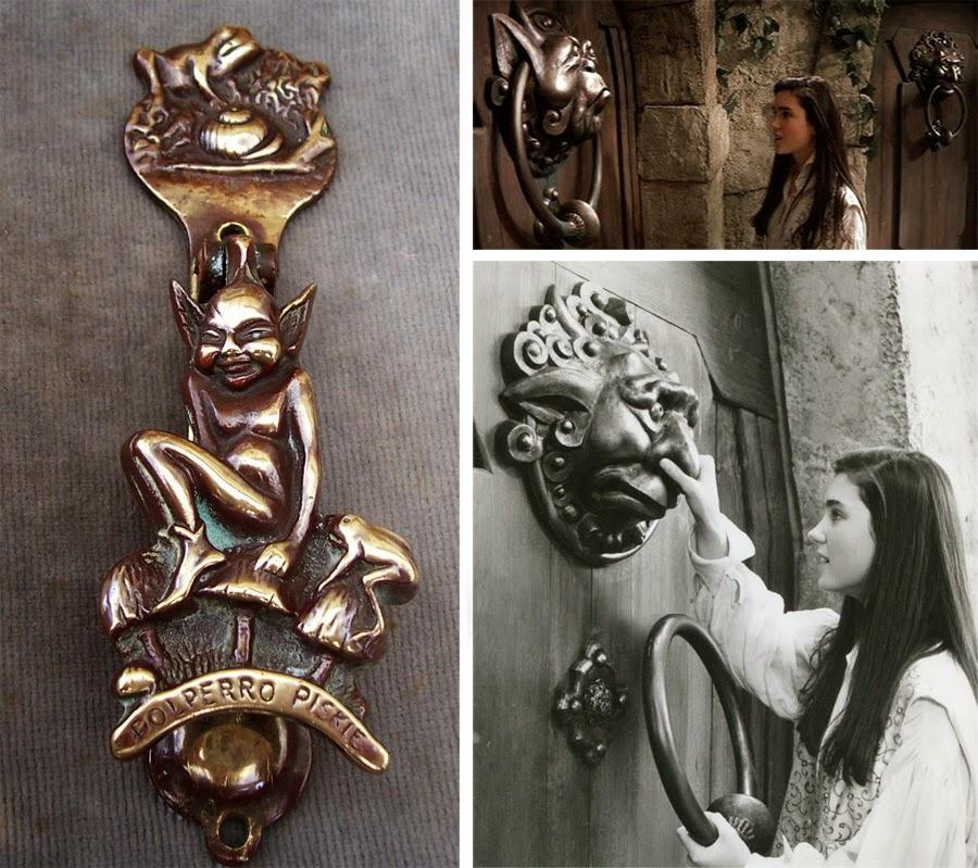 Dark Roasted Blend: Esoteric Door Knockers & Door Handles