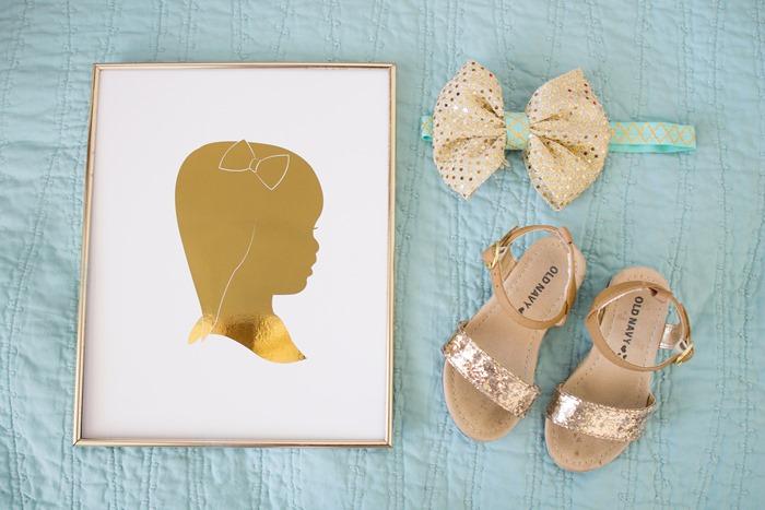 Gold Foil Prints Oaky Designs (7)