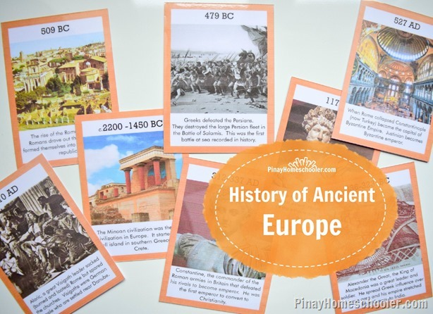 HistoryAncientEurope