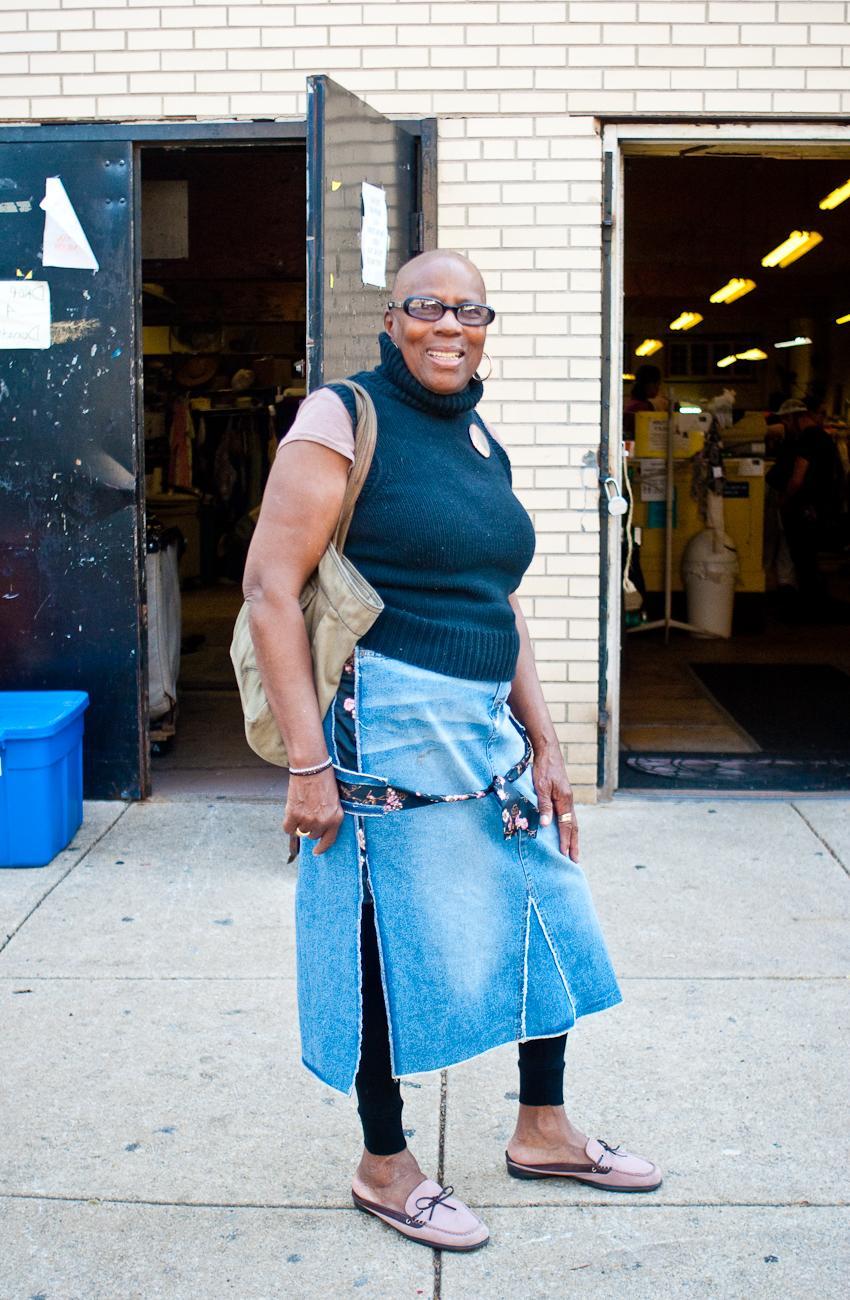 in Philadelphia dress?