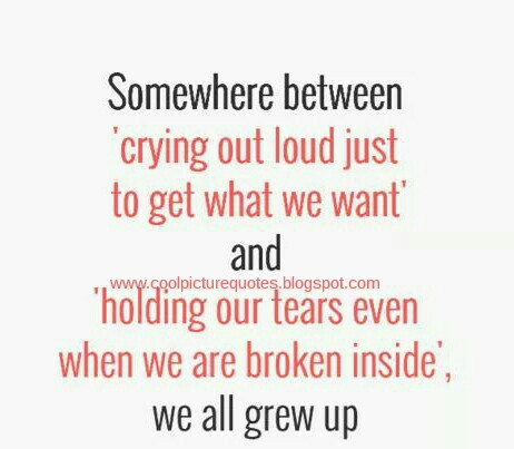 Growing Up Quotes | Growing Up Cool Picture Quotes