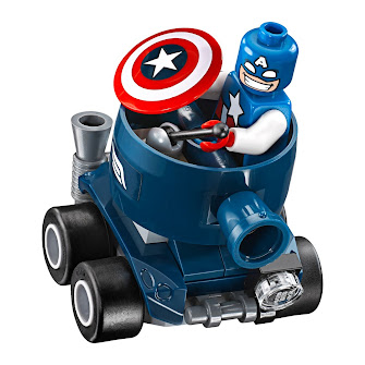Капитан Америка против Красного Черепа
