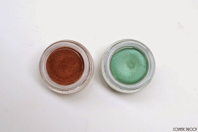 Mary Kay Whipped Eye Color Tiki Hut Seafoam Swatches Review