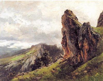 Carlos de Haes - Picos de Europa