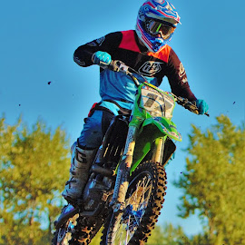 by Jim Jones - Sports & Fitness Motorsports ( motorcycles, tnmx, motocross, motorcycle, mx, motorsport )
