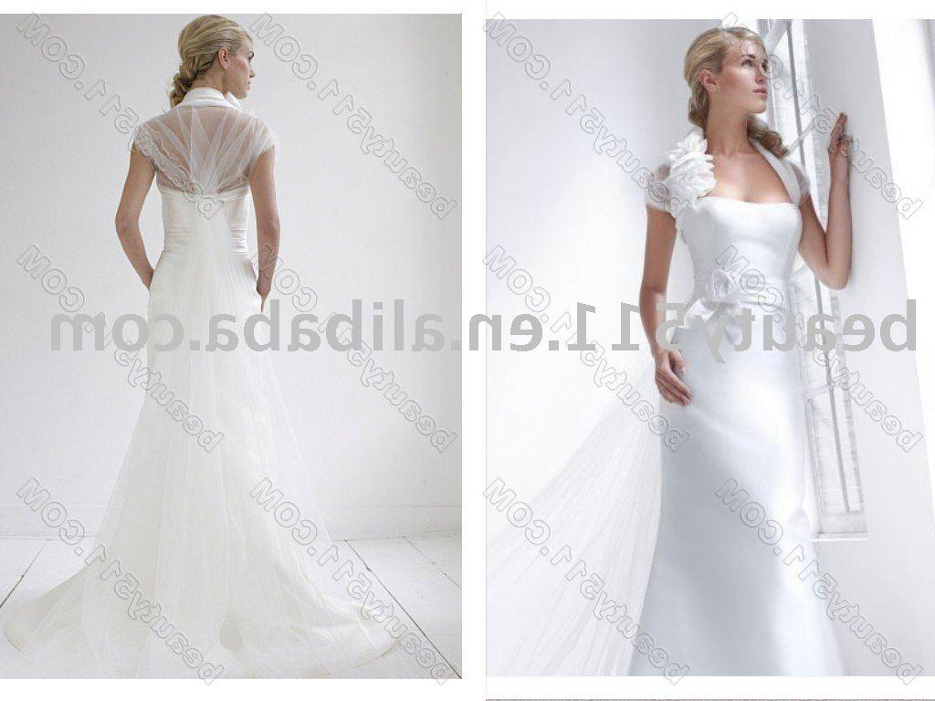 elegant wedding dress,