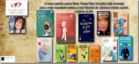 Mª Teresa M G - nomeação