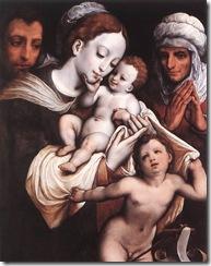 Cornelis_van_Cleve_-_Holy_Family_-_WGA05032