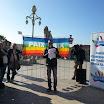 Hommage rendu aux victimes des attentats de Paris effectué le lundi 16 novembre en gare SNCF de Marseille St-Charles