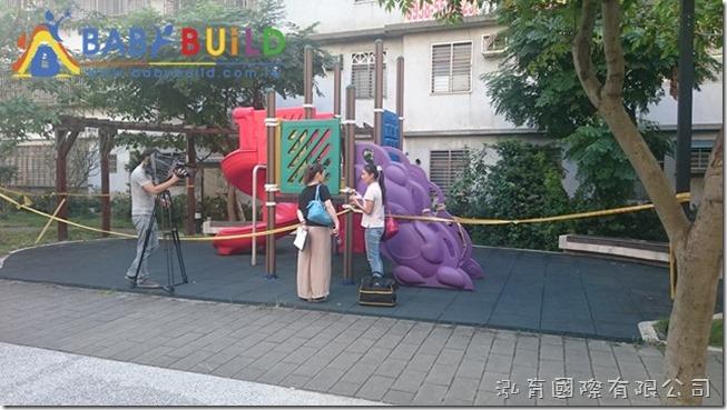 BabyBuild 陳月卿接受東森新聞採訪