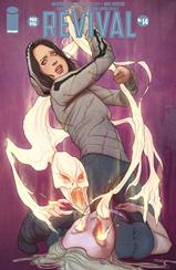 Actualización 18/07/2015: Revival #14 traducido por Djkeke de Prix Comics y maquetado por Arsenio Lupín para el blog.