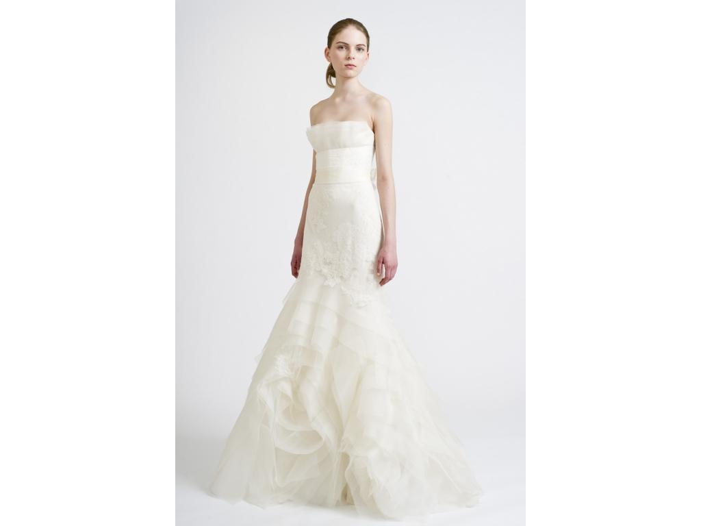 Vera Wang Fawn Dress  44286