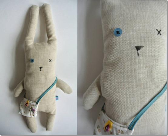 diy-fai da te-camera bimbi-coniglietto stoffa-cucito creativo