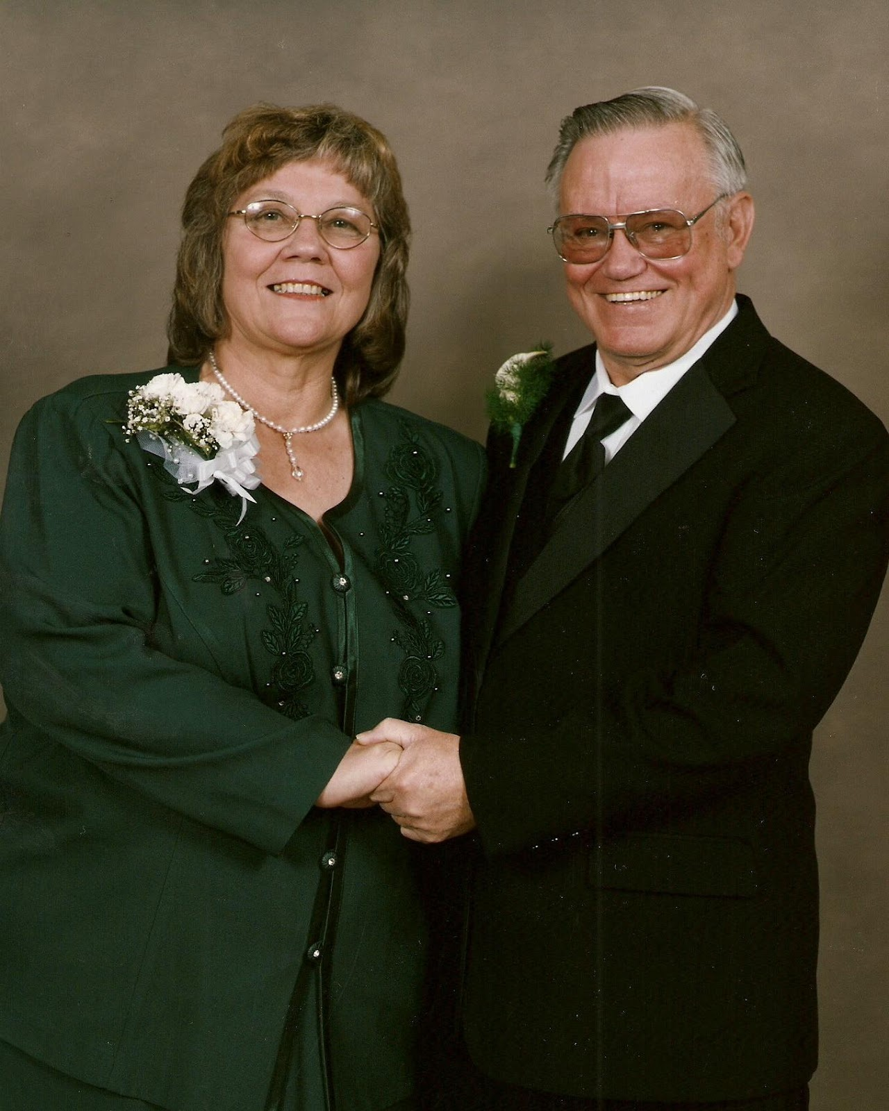 celebrating 50th wedding