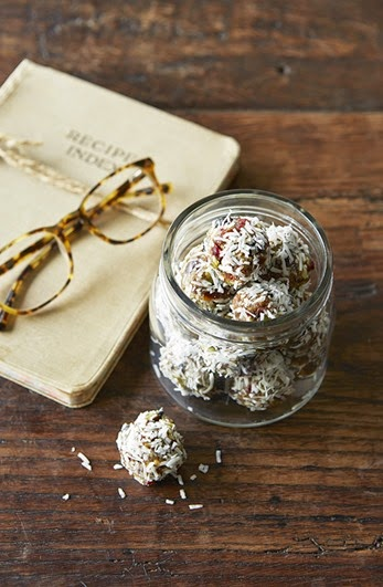 Specsavers Bliss Balls for your Eye Balls by Susie Burrell