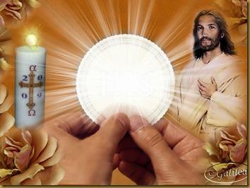 SUMO SACERDOTE JESUS
